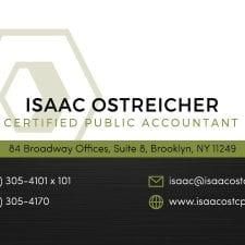 Isaac Ostreicher, CPA PC